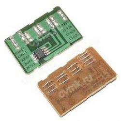 Чип за тонер касети Samsung D-208E (10000 стр)