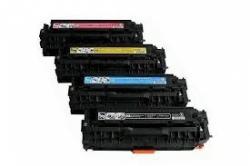 Зареждане на тонер касети за HP M375 касети CE410/1/2/3A (305A)