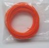 Филамент PLA, оранжев, 17м ~50 гр